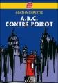 Couverture A.B.C. contre Poirot / ABC contre Poirot Editions Le Livre de Poche (Jeunesse) 2008