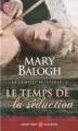 Couverture La Famille Huxtable, tome 2 : Le Temps de la séduction Editions J'ai Lu (Pour elle - Aventures & passions) 2010