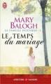 Couverture La famille Huxtable, tome 1 : Le temps du mariage Editions J'ai lu (Pour elle - Aventures & passions) 2010
