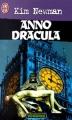 Couverture Anno Dracula, tome 1 Editions J'ai Lu (Ténèbres) 1999