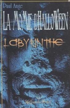 Couverture La momie d'Halloween, tome 3 : Labyrinthe