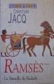 Couverture Ramsès, tome 3 : La bataille de Kadesh Editions France Loisirs 1996