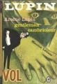 Couverture Arsène Lupin gentleman cambrioleur Editions Le Livre de Poche 1972