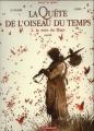 Couverture La Quête de l'Oiseau du Temps : Avant la Quête, tome 3 : La Voie du Rige Editions Dargaud 2010