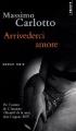 Couverture Arrivederci amore Editions Points (Roman noir) 2009