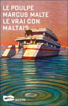 Couverture Le vrai con maltais
