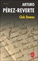 Couverture Club Dumas Editions Le Livre de Poche (Thriller) 1999