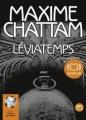 Couverture Le diptyque du temps, tome 1 : Léviatemps Editions Audiolib 2010