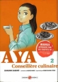 Couverture Aya conseillère culinaire, tome 2 Editions Doki Doki 2007