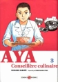 Couverture Aya conseillère culinaire, tome 3 Editions Doki Doki 2007