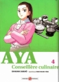 Couverture Aya conseillère culinaire, tome 4 Editions Doki Doki 2007
