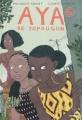 Couverture Aya de Yopougon, tome 6 Editions Gallimard  (Bayou) 2010