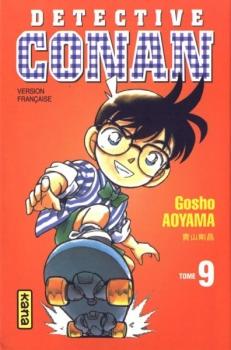 Couverture Détective Conan, tome 09