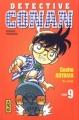 Couverture Détective Conan, tome 09 Editions Kana 1998