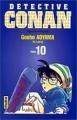 Couverture Détective Conan, tome 10 Editions Kana 1998