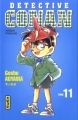 Couverture Détective Conan, tome 11 Editions Kana 1999