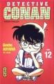 Couverture Détective Conan, tome 12 Editions Kana 1999