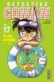 Couverture Détective Conan, tome 17 Editions Kana 1999