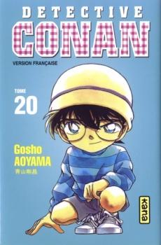 Couverture Détective Conan, tome 20