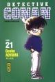 Couverture Détective Conan, tome 021 Editions Kana 2000