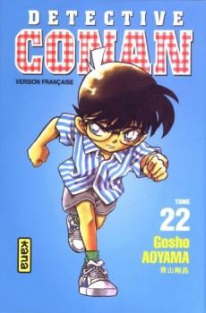 Couverture Détective Conan, tome 022