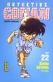 Couverture Détective Conan, tome 022 Editions Kana 2000