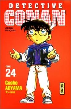 Couverture Détective Conan, tome 24