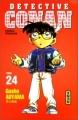 Couverture Détective Conan, tome 24 Editions Kana 2000