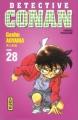 Couverture Détective Conan, tome 28 Editions Kana 2001