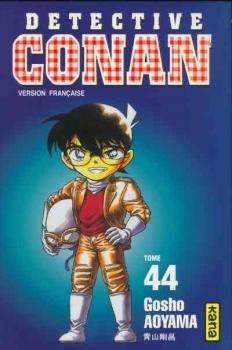 Couverture Détective Conan, tome 44