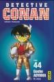 Couverture Détective Conan, tome 44 Editions Kana 2005