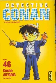 Couverture Détective Conan, tome 46