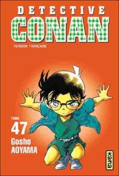 Couverture Détective Conan, tome 47