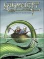 Couverture Kaamelott (BD), tome 5 : Le serpent géant du lac de l'ombre Editions Casterman 2010