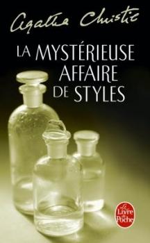 Couverture La Mystérieuse Affaire de Styles