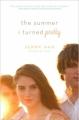 Couverture L'été où je suis devenue jolie Editions Simon & Schuster 2010