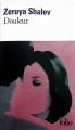 Couverture Douleur Editions Folio  2018