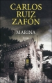 Couverture Marina Editions Robert Laffont 2011