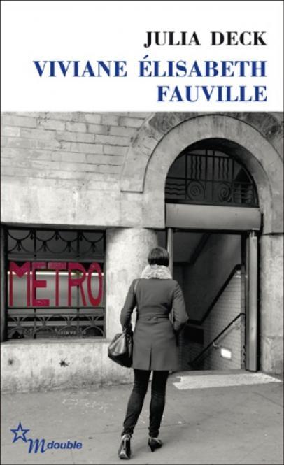 Couverture Viviane Elisabeth Fauville