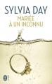 Couverture Mariée à un inconnu Editions J'ai Lu 2018