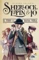 Couverture Sherlock, Lupin & moi, tome 1 : Le mystère de la dame en noir Editions Piemme 2015