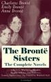 Couverture The Brontë Sisters: The Complete Novels Editions e-artnow 2015