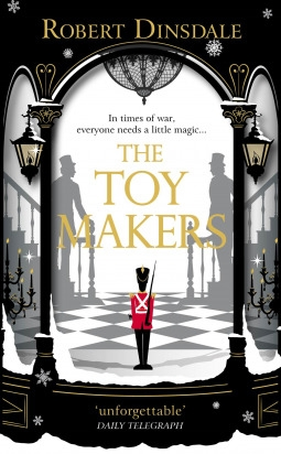 Couverture The Toymakers
