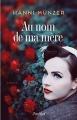 Couverture Au nom de ma mère Editions L'Archipel 2017