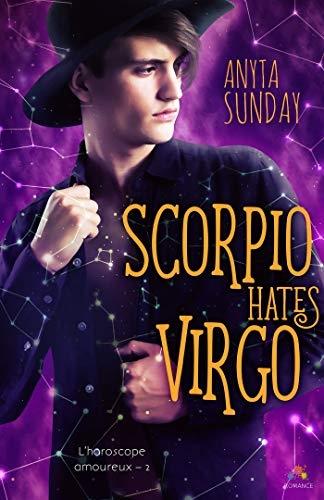 Couverture L'horoscope amoureux, tome 2 : Scorpio hates Virgo