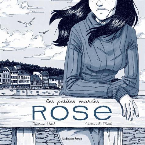 Couverture Les petites marées, tome 3 : Rose