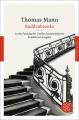 Couverture Les Buddenbrook Editions Fischer Krüger 2015