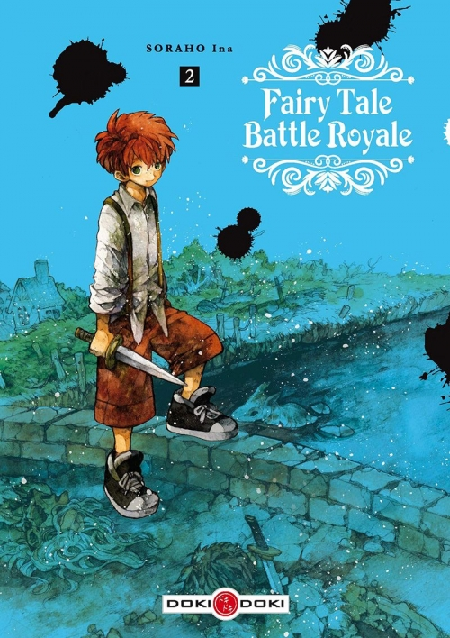 Couverture Fairy Tale Battle Royale, tome 2