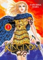 Couverture Kingdom, tome 03 Editions Meian 2018