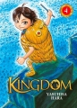 Couverture Kingdom, tome 04 Editions Meian 2018